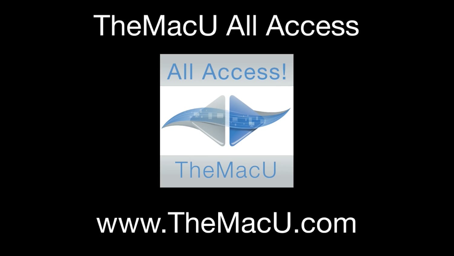 TheMacU Video Player Features